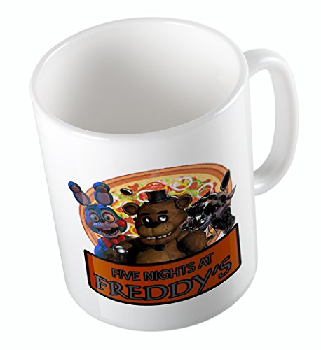 FIVE NIGHTS AT FREDDY'S MUG PIZZA