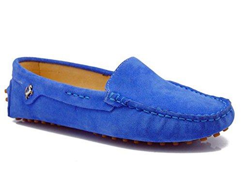 Minitoo , Ballet femme Bleu