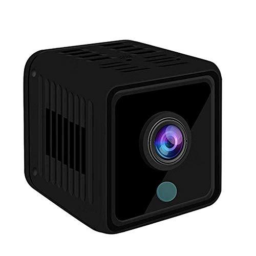 SAFE-HOME WiFi Mini Kamera HD 1080 p Wearable IP Kamera Motion Sensor Bike Körper Micro Mini DV DVR Magnetische Clip Stimme Kamera (Sicherheits-kamera-dvr Cloud)
