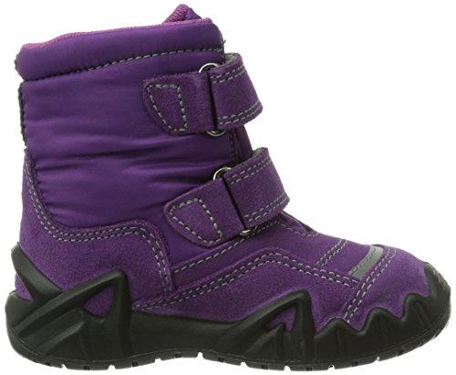 Primigi  FIRAS-E, Chaussures premiers pas pour bébé (fille) Violet Violet Rose - Pink (CICLAMIN/CICLAM)