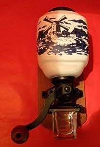 wandkaffeem hle kaffeem hle antik rustikal look hand kaffeem hle geschenkidee windm hle. Black Bedroom Furniture Sets. Home Design Ideas