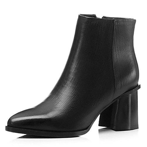 Nine Seven Stivali donna Black