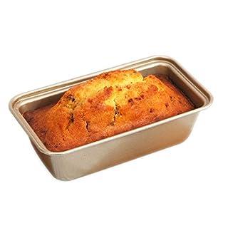 Ancdream Mini Brotbackfor, rechteckig. aus Kohlenstoffstahl. Antihaftbeschichtung