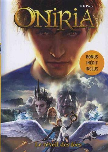 Oniria - Tome 4 - co-édition Hachette/Hildegarde