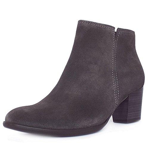 Curto Tamanhos Sapatas Mais Em De Botas Mulheres Eixo 31 Cinzentas Sapatos Gabor 672 wqa770