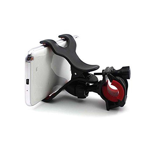 Huayang Fahrrad MTB Fahrrad Motorrad Halterung Halter Rahmen für Handy iPhone 6 / 6Plus / 5 / 5s / Galaxuy S5 / 03.04 Hinweis 4/3/2 MP4 / MP5 GPS PDA