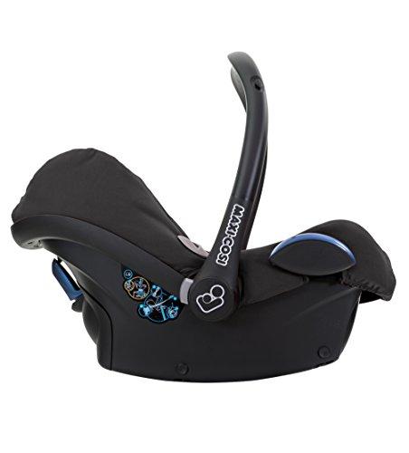 Maxi-Cosi Cabriofix Group 0+ Car Seat – Black Raven
