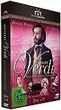 Giuseppe Verdi - Eine italienische Legende: Teil 1-8 (Fernsehjuwelen) [4 DVDs]