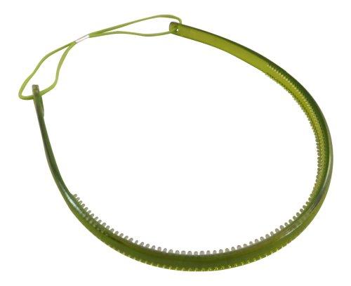 Vert en plastique bandeau in4671