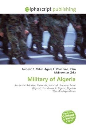 Military of Algeria