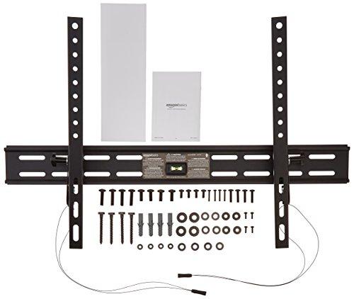 preisvergleich amazonbasics neigbare tv wandhalterung f r tvs mit willbilliger. Black Bedroom Furniture Sets. Home Design Ideas