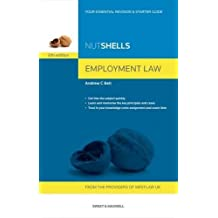 Nutshells Employment Law by Andrew C. Bell (2015-01-23)