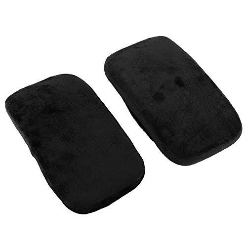 Fdit Stützkissen des Ellenbogens des Stuhls des Büros aus Memory-Schaumstoff, 2 Paar der Armlehne -