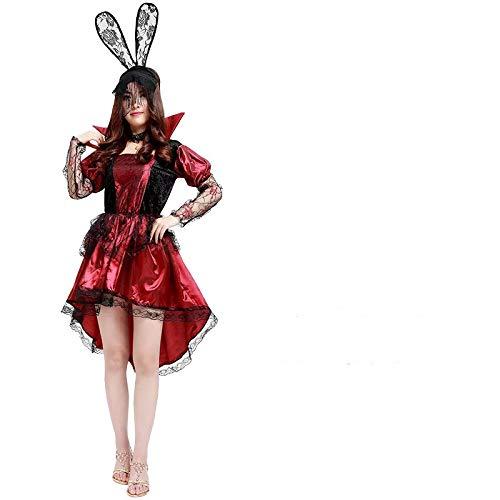 thematys Zauberin Hexe Kostüm-Set für Damen - perfekt für Fasching, Karneval & Halloween - Einheitsgröße 160-180cm
