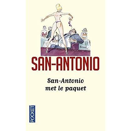San-Antonio met le paquet