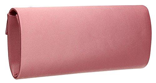 SwankySwans, Poschette giorno donna Taglia unica Pink