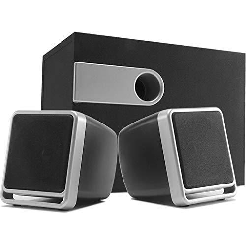Preisvergleich Produktbild Lautsprecher Audio Computer Desktop Subwoofer-Startseite Multimedia Desktop Notebook Wohnzimmer TV Super Bass