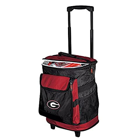 NCAA Georgia - Rolling Cooler by Logo Brands