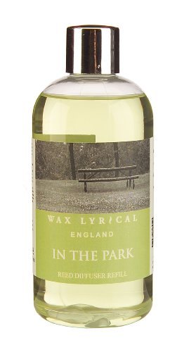 Wax Lyrical 250 ml Reed Diffuser Refill, In The Park - Wax Refill