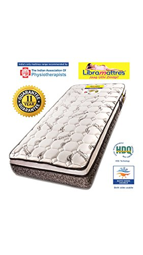 "Libramattres Original Ortho 6"" Coir Mattress Guarantee- 11 Years (Size-75*60*6"") Free Shipping"