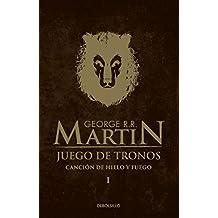CANCION DE HIELO Y FUEGO LIBRO 1 / SAGA JUEGO DE TRONOS