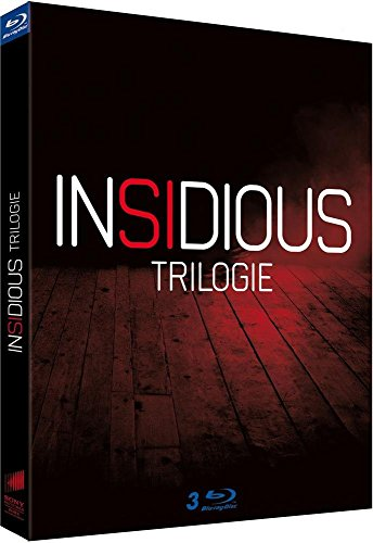 Insidious trilogie [Blu-ray]