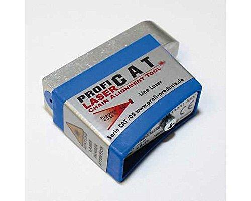 Preisvergleich Produktbild Kettenflucht Meßgerät Profi Products Laser CAT Linienlaser