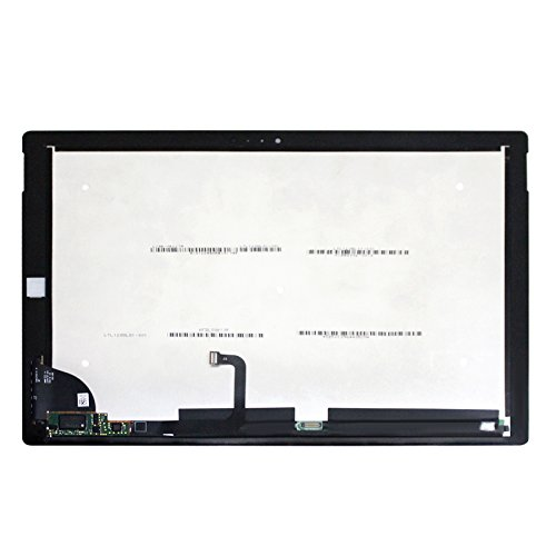 LCDOLED 12 Zoll LCD Display + Touchscreen Digitizer Panel Assembly für Microsoft Surface Pro 3 (1631) TOM12H20 V1.1 Touch Screen Assembly