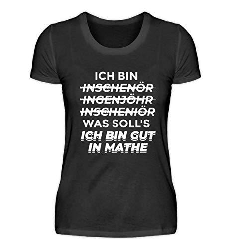 Chorchester Für Ingenieure, die Gut in Mathe Sind - Damenshirt