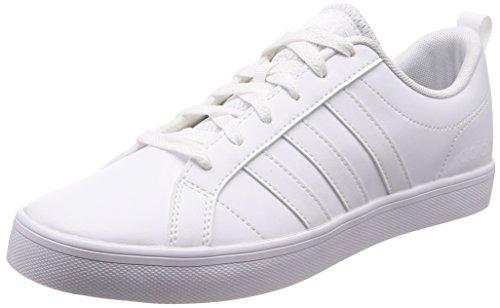 Adidas Vs Pace, Scarpe da Ginnastica Uomo, Bianco (Ftwr White/Core Black), 43 1/3 EU