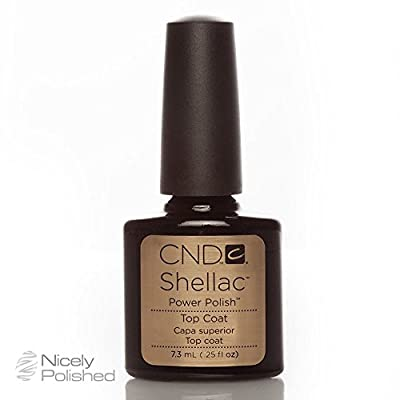 CND Shellac | UV Top Coat 7.3ml