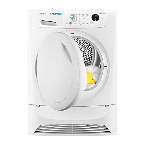 Zanussi ZDH8333PZ Independiente Carga frontal 8kg