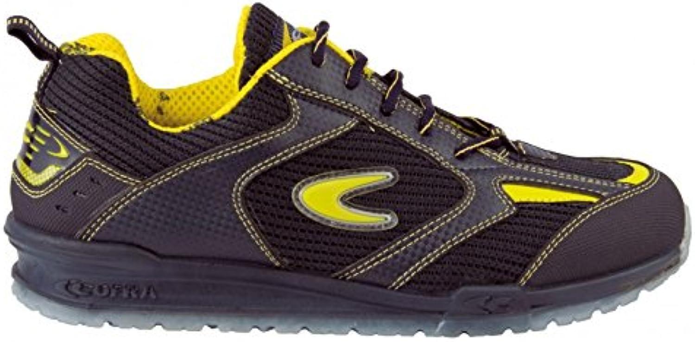 Cofra zapatos de seguridad Carnera S1P Running halbschuhe bgr191 grandes 44, 78450 – 000
