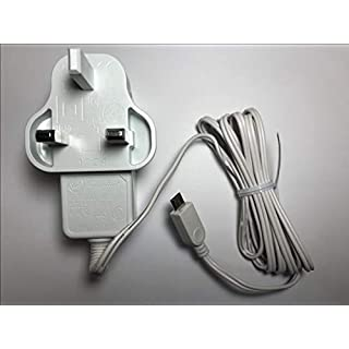 White 5V 1000mA Switching Power Supply Charger for Motorola MBP36S Baby Monitor
