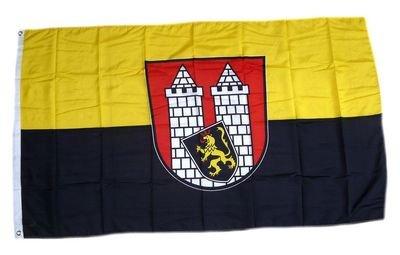 (Fahne / Flagge Hof Bayern NEU 90 x 150 cm Flaggen)