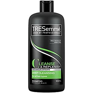 TRESemme Cleanse and Renew Deep Cleansing Shampoo 900 ml - Pack of 4