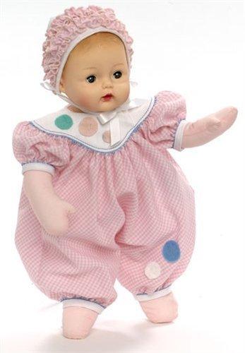 Madame Alexander Cute as a Button Huggums 12 Doll, Baby Alexander Collection by Madame Alexander