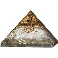 Selenit Energetische Kristall Edelstein Pyramide Energie Generator für Reiki Healing Aura Cleansing Chakra Balancing... preisvergleich bei billige-tabletten.eu
