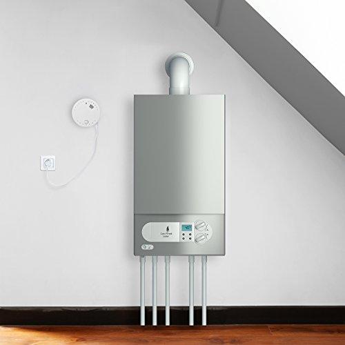 Smartwares Gasmelder, Erdgas-Melder für Propan, Butan, Methan, SW RM400 - 11