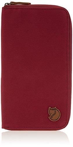 Fjällräven Travel Wallet Unisex Brieftasche, Plum, 22 x 12 x 2 cm