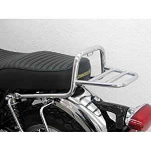 KAWASAKI W650-99/06-W800-01/16-SUPPORT PORTE BAGAGES-6023G
