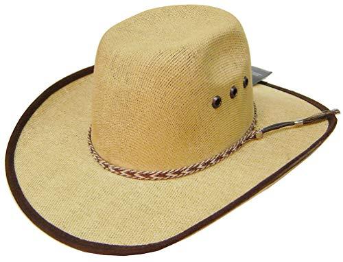 ba3f1df6617c3b Modestone 24 Pcs Top Selling Combo Pack Pet Straw Cowboy Hats Asst Colors  B2BPH0024 Hats