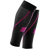 cep Calf Sleeves 2.0 - Calentadores Mujer - rosa/negro Talla IV / 39-44cm 2018