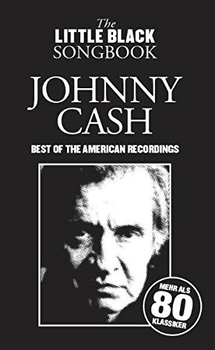 Johnny Cash - Best of the American Recordings: Songbook für Gesang, Gitarre