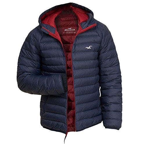 hollister-giacca-piumino-basic-maniche-corte-uomo-navy-medium