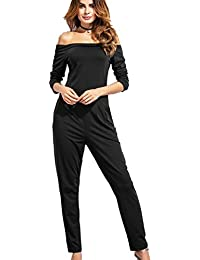 suchergebnis auf f r jumpsuit damen elegant bekleidung. Black Bedroom Furniture Sets. Home Design Ideas