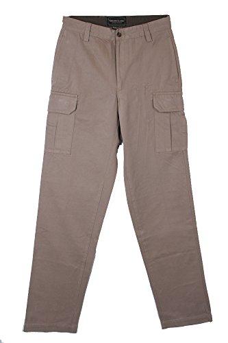 marlboro-classics-jeans-hose-gr-44-hellbraun-baumwolle