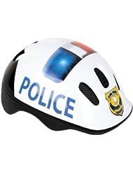 Spokey - POLICE- casco de bicicleta- EN 1078 Certficate