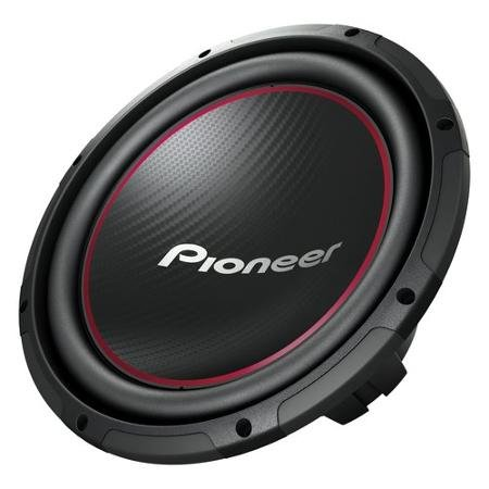2 Pioneer 12 Inch 2600 Watt Champion Subwoofers SVC Car Subs Pair TS-W304R  available at amazon for Rs.19129
