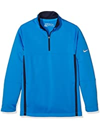 "Nike Boys ""Thermal 1/2 Zip Top 2,0-T-Shirt-Garçon"